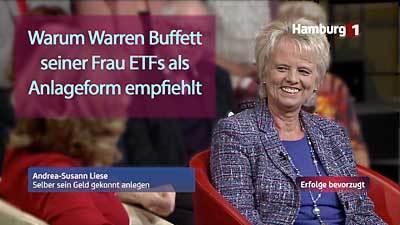 Andrea-Susann Liese - Erfolge bevorzugt