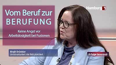 Birgit Drünkler - Erfolge bevorzugt