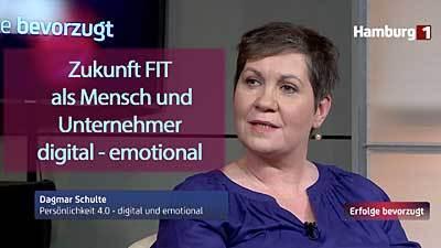 Dagmar Schulte - Erfolge bevorzugt