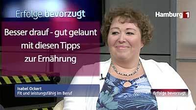 Isabel Ockert - Erfolge bevorzugt