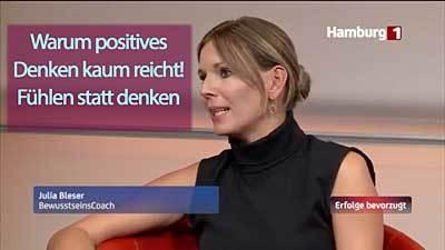 Julia Bleser - Erfolge bevorzugt