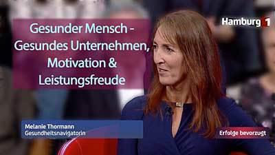 Melanie Thormann - Erfolge bevorzugt