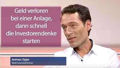 Andreas Ogger - Erfolge bevorzugt