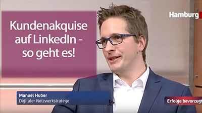 Manuel Huber - Erfolge bevorzugt