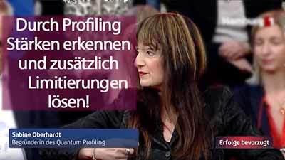 Sabine Oberhardt - Erfolge bevorzugt