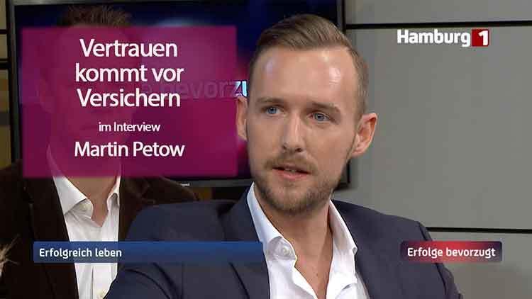 Martin Petow - Erfolge bevorzugt